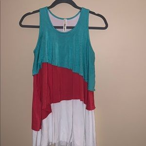Rachel Kate tank top size small